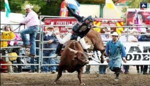 Bull Rider Boudreaux Campbell Gets Timely Puyallup Win